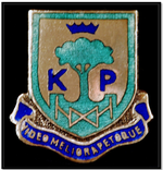 King's Park Secondary School logo