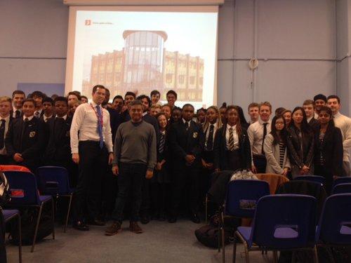 Bexleyheath-Academy-event