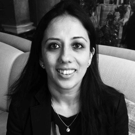 Amrita Chauhan Sanyal, CFA